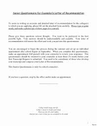Counselor Letter Of Recommendation Sample Letters Forr Aide New