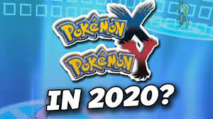 Do People Play Pokemon X and Y Online In 2020?! - YouTube