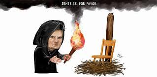 Resultado de imagem para O fantástico tribunal do Dr. Moro
