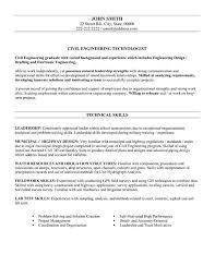 Bunch Ideas of Mechanical Engineering Technician Resume Sample With Template  Sample