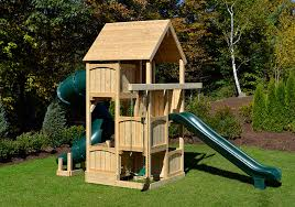swing sets for small spaces tryonforcongress pertaining to backyard playsets plans 11