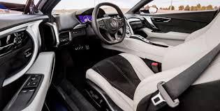 2018 acura nsx interior. plain nsx acura nsx 2018 interior white and acura nsx interior n