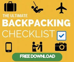 Packing Lists Ultimate Packing list for long term travel (Backpacking)