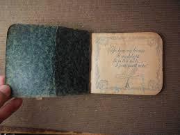 1934 Autograph Book Junction Texas w/ 53 Autographs Coleman Quinlan  Ballinger | #1854744310