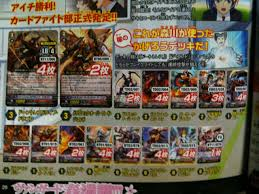 Shin introduces the standing fight table to enrich the experience of a vanguard fight, with morikawa and kamui being the first to play on it. Katsumi Morikawa Data Cardfight Vanguard Wiki Fandom