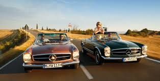 The Fascinating Feeling of a Classic Car Tour » NOSTALGIC