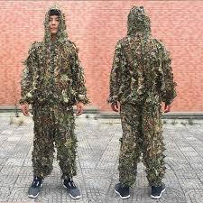 Ghillie Suit Size Chart 2019 Men Women Kids Outdoor Ghillie Suit Camouflage Clothes Jungle Suit Cs Training Leaves Clothing Hunting Suit Pants Hooded Jacket Sh190928 From