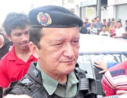 Um dos prováveis nomes para substituir o Tenente Coronel Givandro seria o também Tenente Coronel Edder Sidney Paiva Vieira, ... - 03