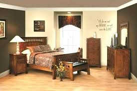 mission style bed wood craftsman style bed frame plans