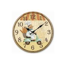 Country Kitchen Wall Clocks Country Kitchen Wall Clocks Homes Design Inspiration