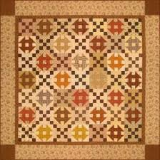 Sugar and Spice Quilt Kit - Free Pattern Download - Gail Kesslers ... & Sugar and Spice Kit -