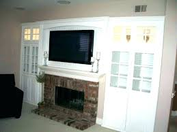 white entertainment center with fireplace tv white entertainment center with fireplace