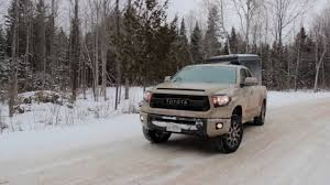 2016 Toyota Tundra TRD Pro Review - CTKC Road Tests - YouTube