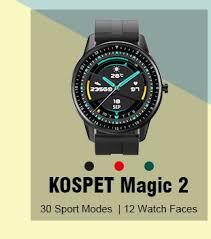 Smartwatch 2020 New <b>KOSPET MAGIC 2s</b> Smart Watch Men 3ATM ...