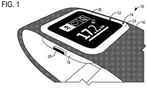 Microsoft Fitness Tracker Microsoft Applies For Fitness Tracker Smart Watch Patent