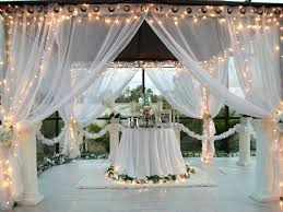 outdoor gazebo curtains details about patio pizazz outdoor gazebo white wedding ds includes 2 panels