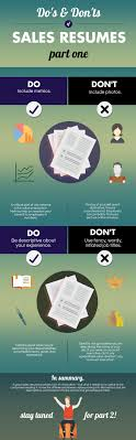 do s and don ts of s resumes part infographic hirekeep s resumes