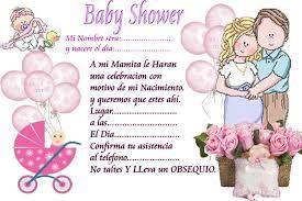 Invitaciones Para Baby Shower Clip Art Library