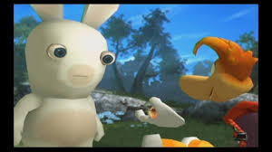 Rabbids Land, raving, rabbids, wiki fandom powered by Wikia Rabbids Land for Nintendo Wii U GameStop Rabbids, kingdom Battle for Nintendo Switch GameStop