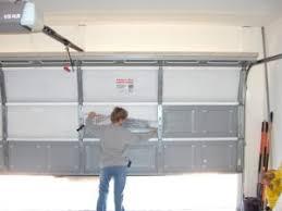 replace garage doorHow To Replace a Garage Door Panel