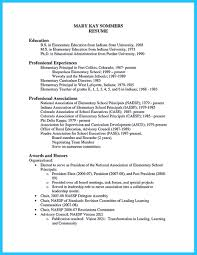 Free Assistant Principal Resume Templates At the beginning part of assistant principal resume you can write 4