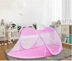 baby princess crib bedding set beautiful summer baby portable mosquito net baby crib folding mosquito netting
