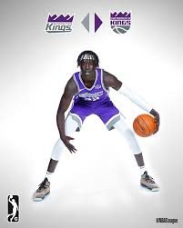 NBA G League - 👑😎👑 #2WayPlayer Wenyen Gabriel is ready to... | Facebook