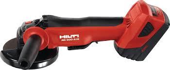 cordless grinder. ag500-a22 (5/8\ cordless grinder