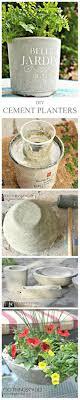 Macetas De Cemento Pintadas A Puro Colorcon Acabado De Barniz Como Hacer Un Macetero Grande De Cemento