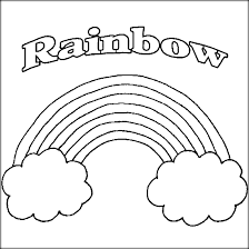 Small Picture Awesome Coloring Page Rainbow Clouds Images Coloring Page Design