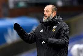 90PLUS   Nuno Espirito Santo file photo File photo dated 30-01-2021 of  Wolverhampton Wanderers manager Nuno Espirito Santo. Issue   Fussball  international – seriös & kompakt