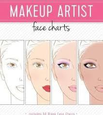 42 Exhaustive Makeup Artist Face Chart