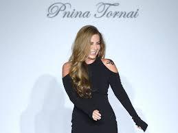 Panina Wedding Dress Designer Say Yes To The Dress Designer Pnina Tornai Was Rejected