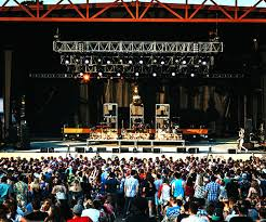 Kansas City Raceway Seating Chart Providence Medical Center Amphitheater Outdoor Concerts