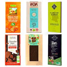 <b>Organic Chocolate Bars</b> Discovery Offer