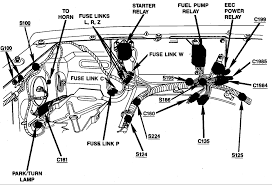 similiar 89 ford f 150 fuel system keywords 2002 ford f350 wiring diagram further 1998 ford f 150 fuse diagram