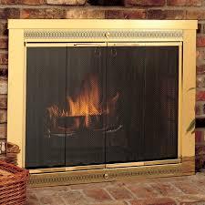 classic fireplace glass door woodlanddirect com fireplace doors hearthcraft