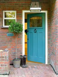 turquoise front doorturquoise door entry transitional with turquoise front door