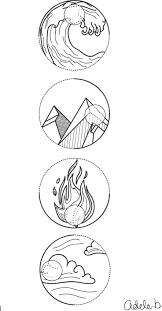 Image Result For Pinterest Elements Drawings идеи для татуировок