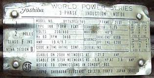toshiba motor wiring diagram example electrical wiring diagram \u2022 toshiba motor wiring diagram toshiba three phase induction motor nameplate energy and power by rh pinterest com 12 lead motor wiring diagram 3 phase electric motor wiring