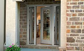 Residential front doors wood Rustic Entry Door With Vented Sidelites In Maryland Home Depot Md Replacement Exterior Entry Doors Maryland Fiberglass Front Door