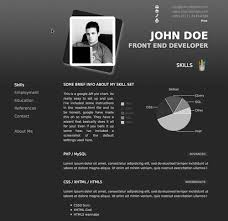 ProCV is a stylish online CV / Resume one page website template adapting a  minimal professional style. The design is also streamlined to use minimal  colours ...