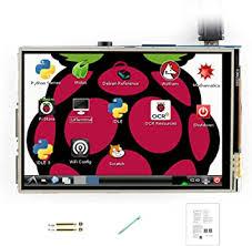 Waveshare Raspberry Pi LCD Display Module 3.5 ... - Amazon.com