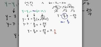writing equations of lines calculator chapter 4 graphing writing linear equations notes 41