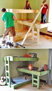 cool diy kids beds. Fine Cool Top 31 Of The Coolest DIY Kids Pallet Furniture Ideas That You Obviously  Must See Throughout Cool Diy Beds