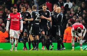 Bayern Munich 0-2 Arsenal : Le Bayern se qualifie pour les quarts de finale