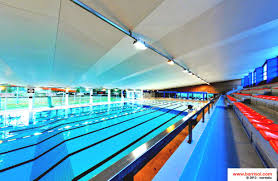 Astonishing Indoor Olympic Pool With Swimming Liners Goodhomez Com