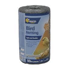 Whites 30cm X 50m X 13cm Bird Netting  Bunnings WarehouseFruit Tree Netting Bunnings