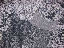 日本製上質大人のかなりお洒落なロング丈ジャンパースカート 花柄 Mlフリー