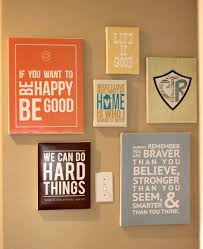 Are you a fan of inspirational quotes? Turn them into DIY quote art with the